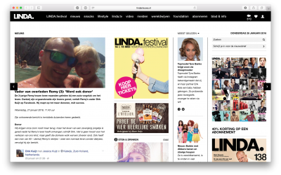 Linda Nieuws